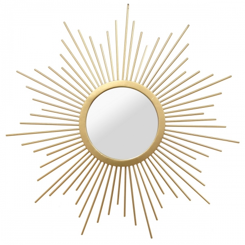 Bella Wall Mirror - Gold