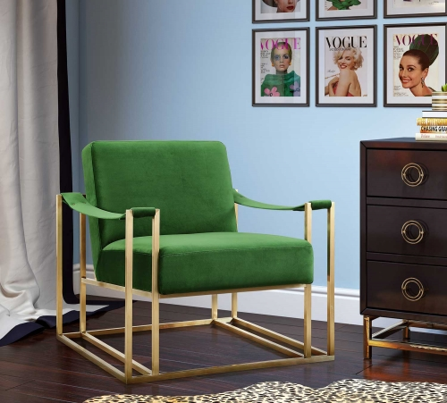 Baxter Chair - Green