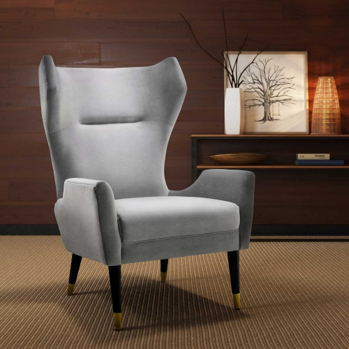 Logan Chair - Grey