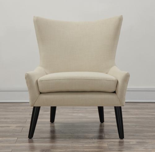 Sullivan Beige Linen Chair