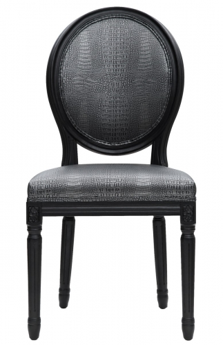 Philip Croc Dining Chair - Set of 2