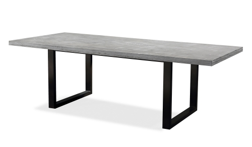 Urban Concrete Table - Light Washed Grey
