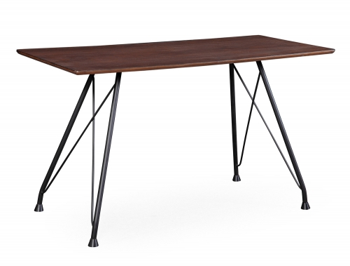 Dorian Table - Dark Brown/Black
