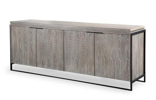 Westwood Elm Buffet - Grey/Brown