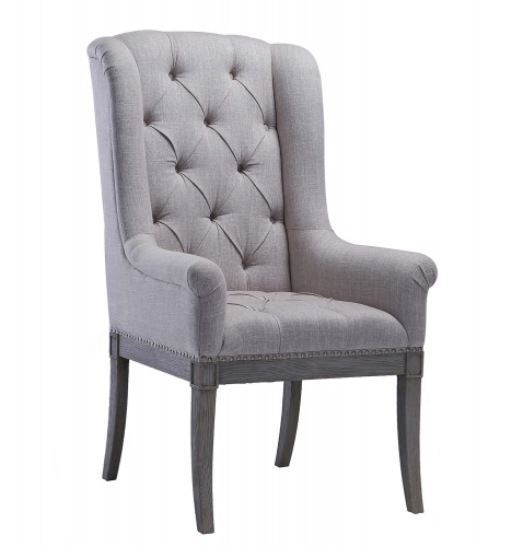 Addington Arm Chair - Beige