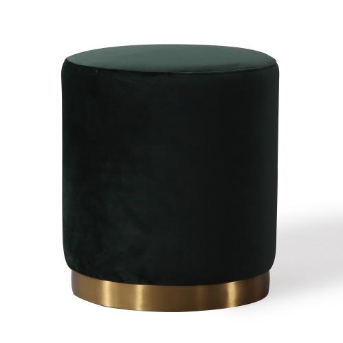 Opal Ottoman - Green