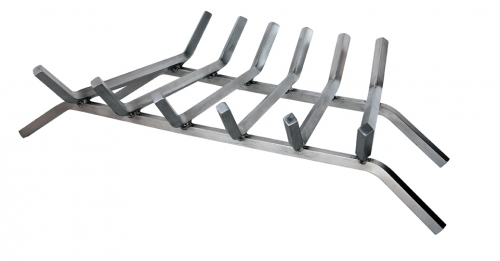 27 Inch Stainless Steel Bar Grate - Uniflame