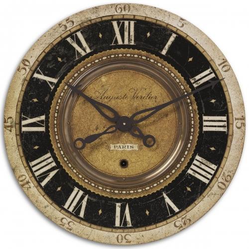 Auguste Verdier 27 Wall Clock