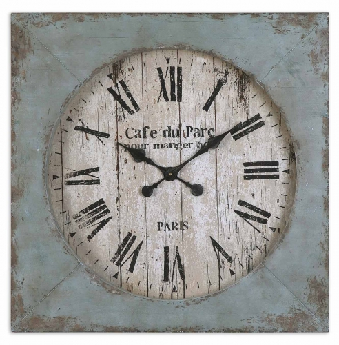 Paron Square Wall Clock