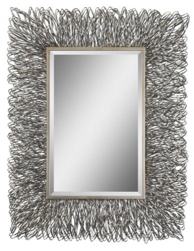 Corbis Decorative Metal Mirror