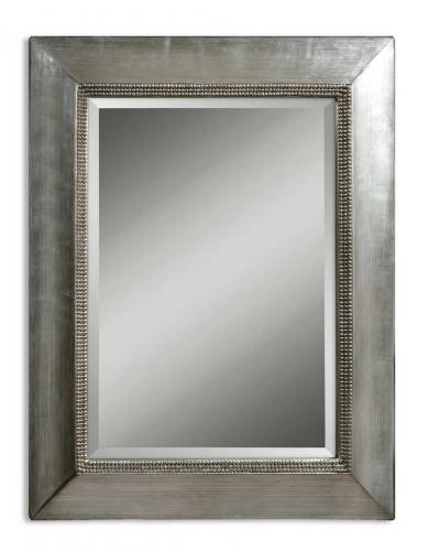 Fresno Antique Silver Mirror