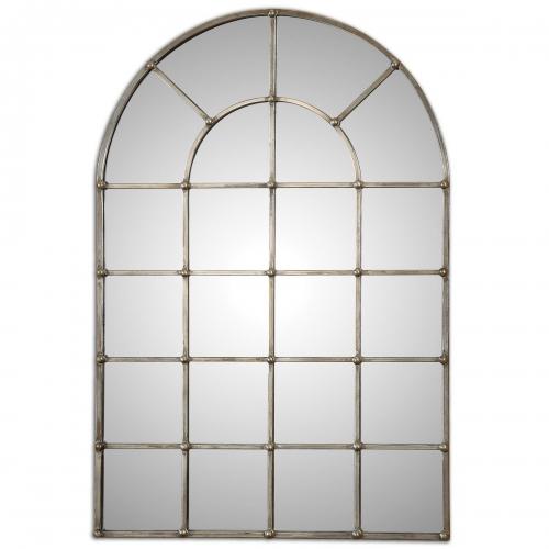 Barwell Arch Window Mirror