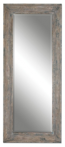 Missoula Distressed Leaner Mirror
