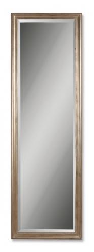 Petite Hekman Antique Silver Mirror