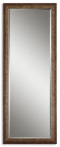 Lawrence Antique Silver Mirror