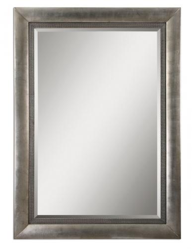 Gilford Antique Silver Mirror