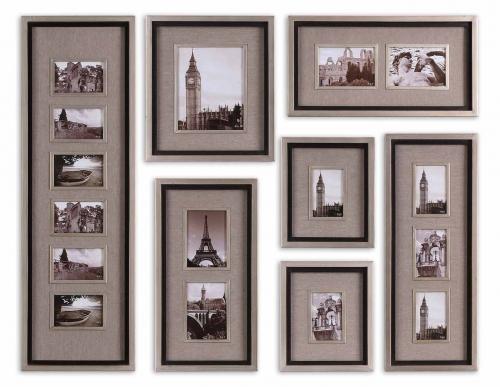 Massena Photo Frame Collage- Set of 7