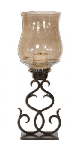 Sorel Metal Candleholder