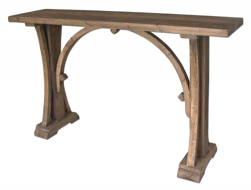 Genessis Reclaimed Wood Console Table