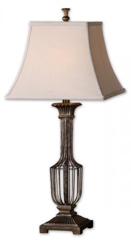 Anacapri Antique Gold Table Lamp