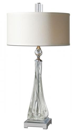 Grancona Twisted Glass Table Lamp