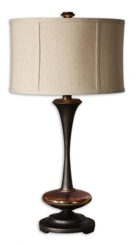 Lahela Metal Table Lamp