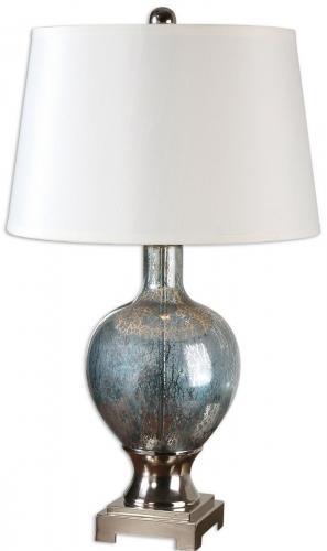 Mafalda Mercury Glass Lamp