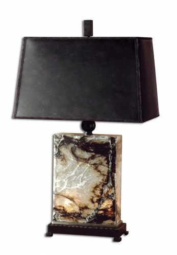 Marius Marble Table Lamp