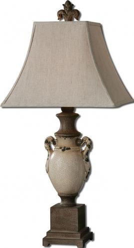Francavilla Ivory Table Lamp