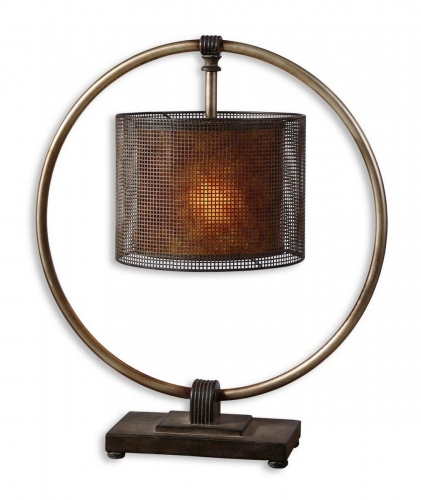 Dalou Hanging Shade Table Lamp