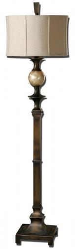 Tusciano Dark Bronze Floor Lamp