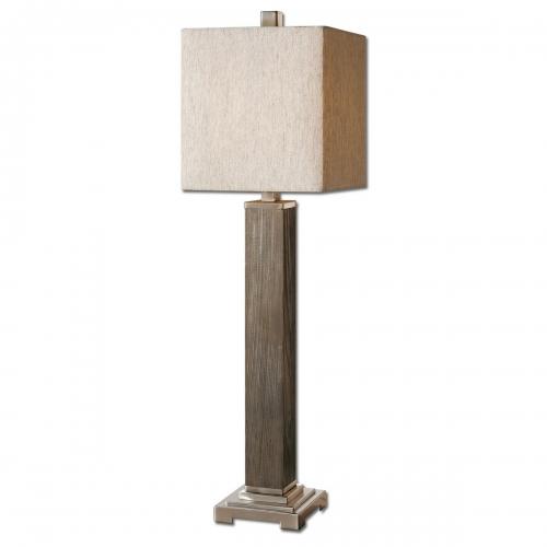 Sandberg Wood Buffet Lamp
