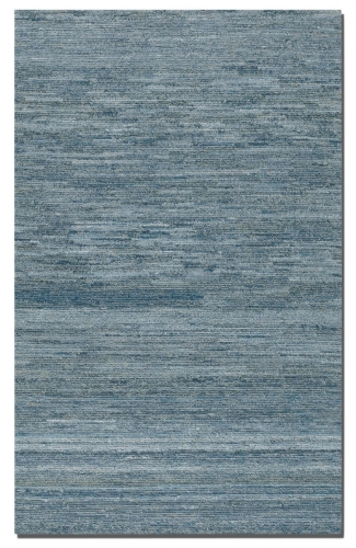 Genoa 8 X 10 Rescued Denim & Wool Rug