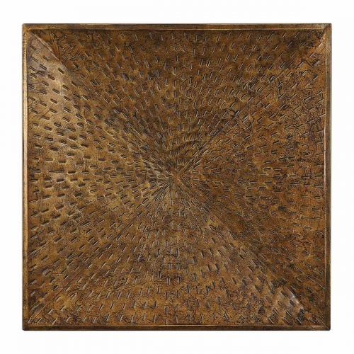 Blaise Wall Art - Antiqued Bronze