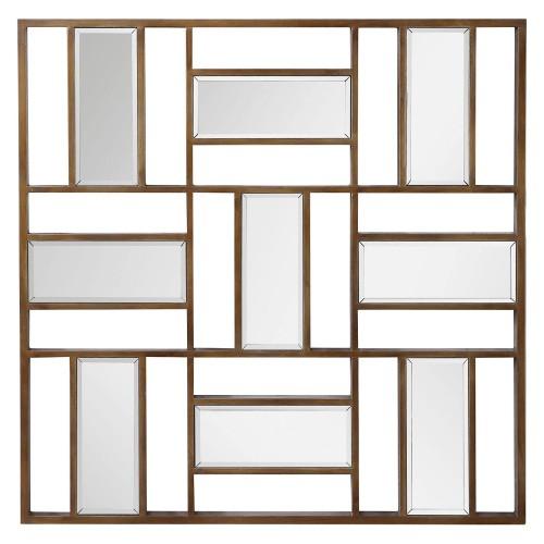Nadina Mirrored Wall Décor