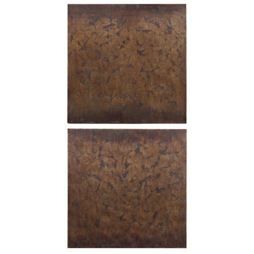 Giordano Metal Wall Decor - Set of 2