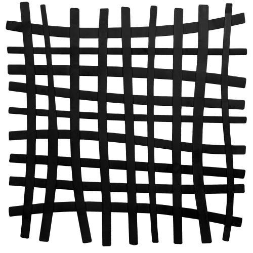 Gridlines Iron Wall Decor