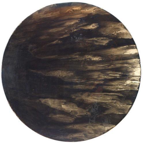 Tio Metal Wall Decor - Black