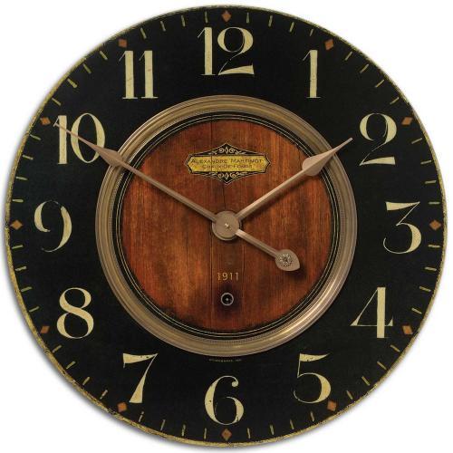 Alexandre Martinot 23 Inch Clock