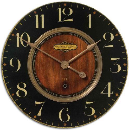 Alexandre Martinot 30 Inch Clock