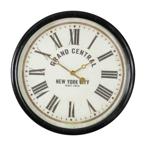Leonor Grand Central Wall Clock
