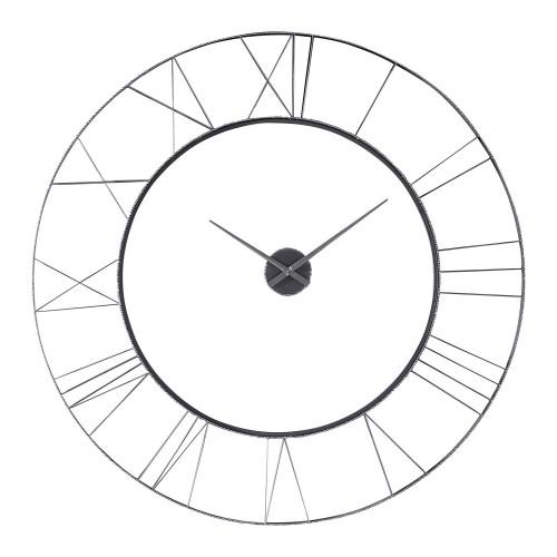 Carroway Art Deco Wall Clock