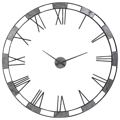 Alistair Modern Wall Clock