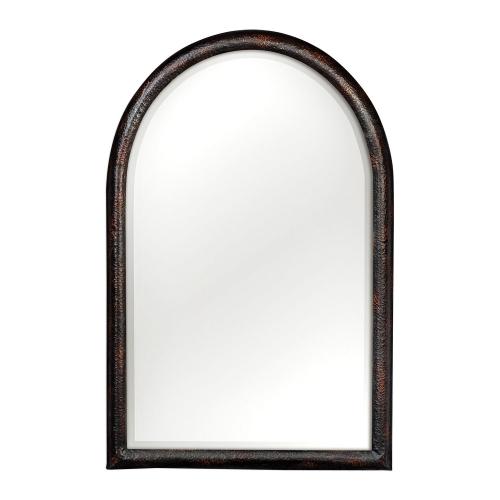 Rada Arch Mirror - Aged Bronze