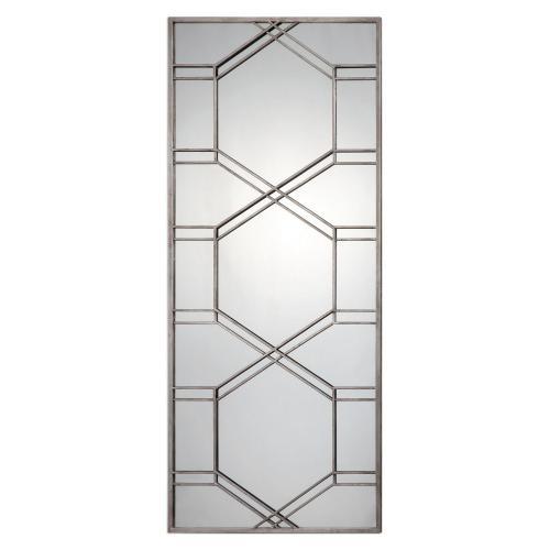 Kennis Leaner Mirror - Silver