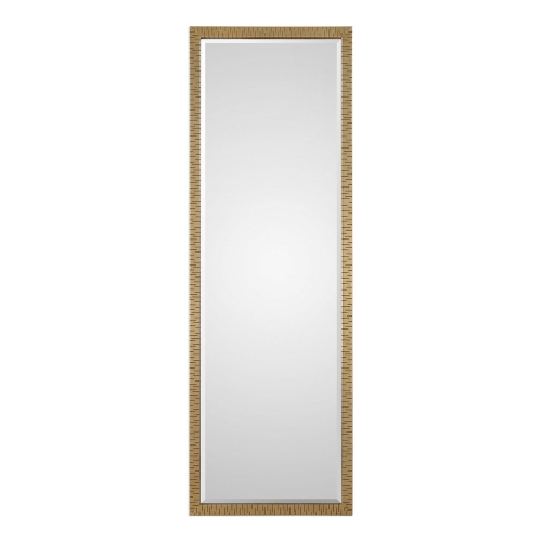 Vilmos Metallic Mirror - Gold