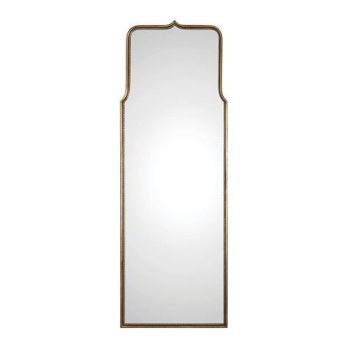 Adelasia Antiqued Mirror - Gold