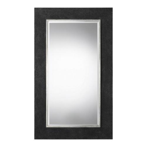 Ferran Textured Mirror - Black