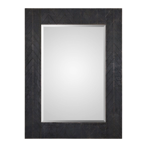 Caprione Oxidized Mirror - Dark Copper
