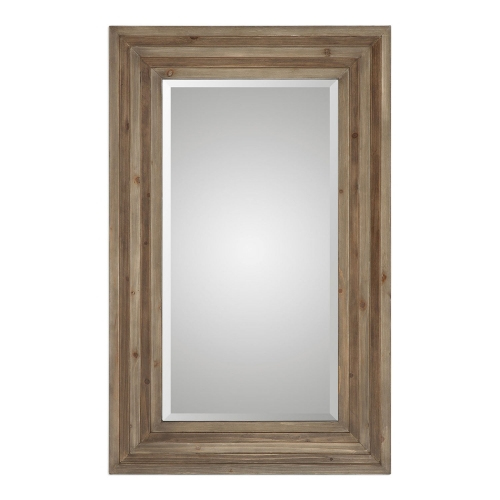Layton Wood Mirror